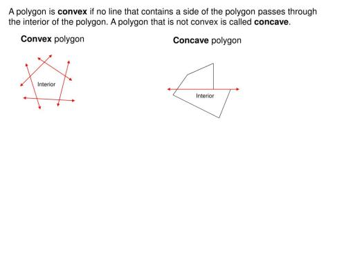 small resolution of Concave Or Convex Polygon Worksheet   Printable Worksheets and Activities  for Teachers