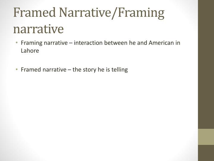 framed narrative | Allframes5.org