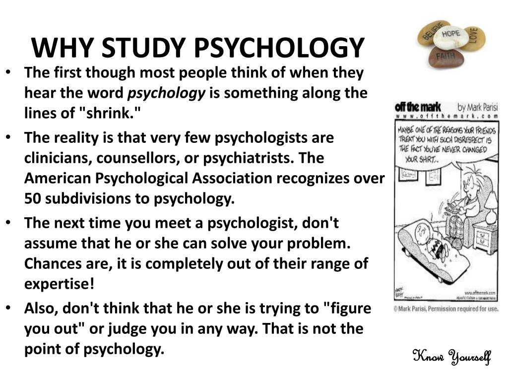 PPT - THE HISTORY OF PSYCHOLOGY PowerPoint Presentation ...