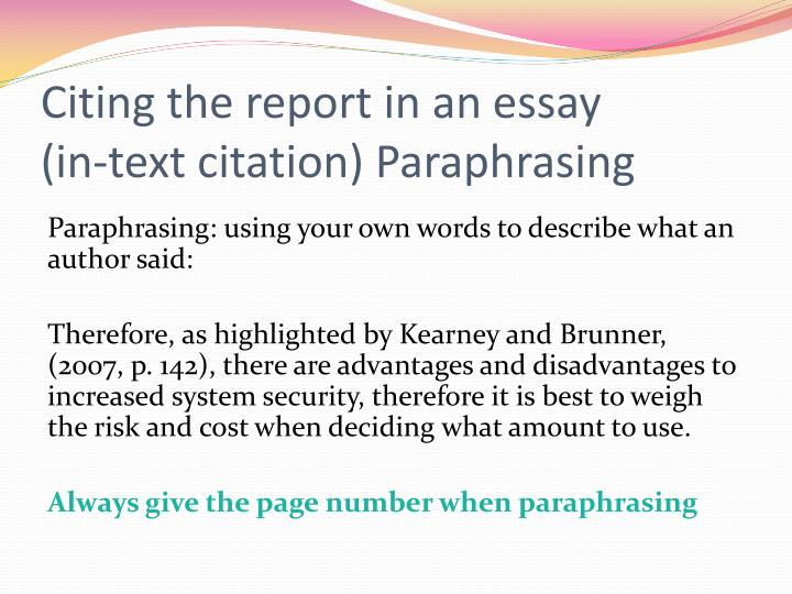 Paraphrasing Essay College Application Essay Help Paraphrasing Essay