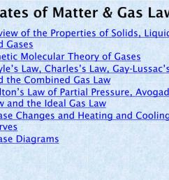states of matter gas laws n  [ 1024 x 768 Pixel ]