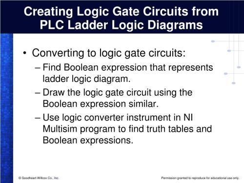 small resolution of ppt programming logic gate functions in plcs powerpoint presentation id 2652688