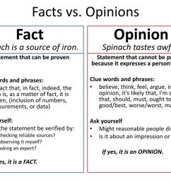 Fact And Opinion Worksheet 2 Answers   Printable Worksheets and Activities  for Teachers [ 768 x 1024 Pixel ]
