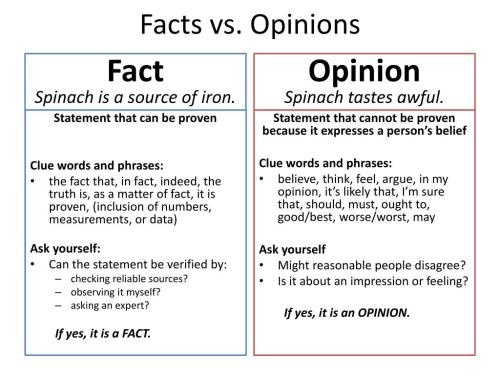 small resolution of Fact And Opinion Worksheet 2 Answers   Printable Worksheets and Activities  for Teachers