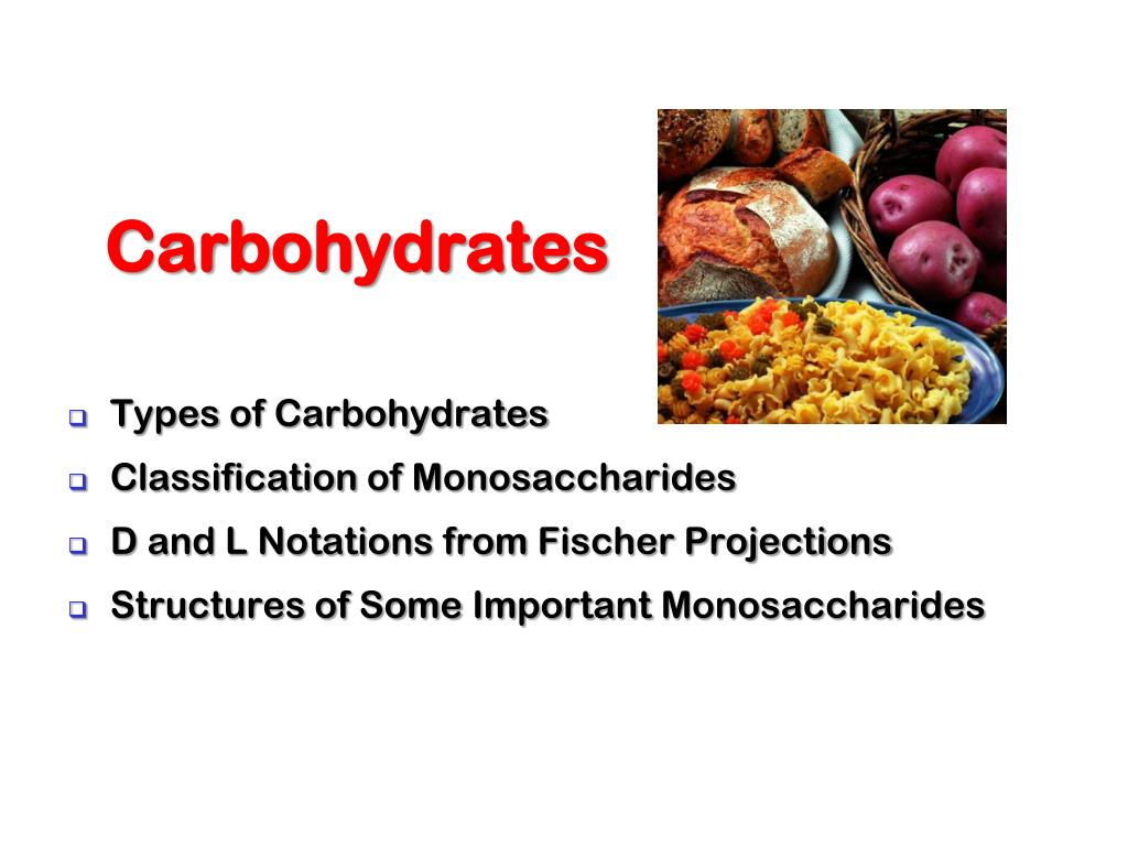 PPT - Carbohydrates PowerPoint Presentation - ID:2687565