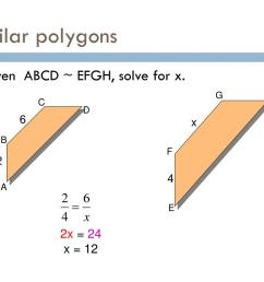Using Similar Polygons Scale Factor Worksheet   Printable Worksheets and  Activities for Teachers [ 768 x 1024 Pixel ]