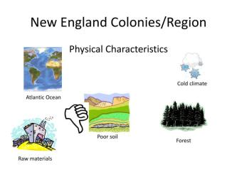 PPT New England Colonies/Region PowerPoint Presentation free download ID:2731253