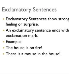 PPT - Imperative and Exclamatory Sentences PowerPoint Presentation [ 768 x 1024 Pixel ]