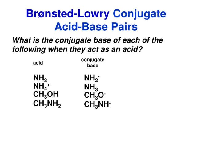 PPT - Acid-Base Chemistry PowerPoint Presentation, free download