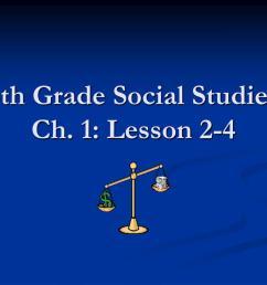 PPT - 4th Grade Social Studies Ch. 1: Lesson 2-4 PowerPoint Presentation -  ID:2916458 [ 768 x 1024 Pixel ]