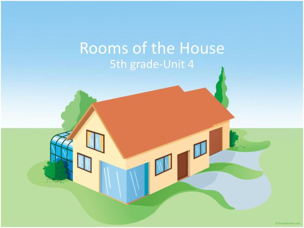 medium resolution of PPT - Rooms of the House PowerPoint Presentation