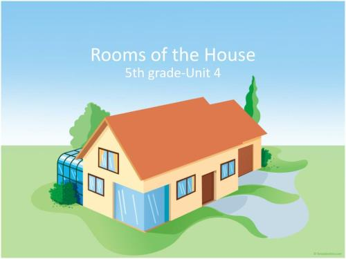 small resolution of PPT - Rooms of the House PowerPoint Presentation