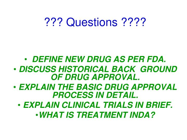 PPT - HISTORY AND VARIOUS PHASES OF DRUG DEVELOPMENT AND ...