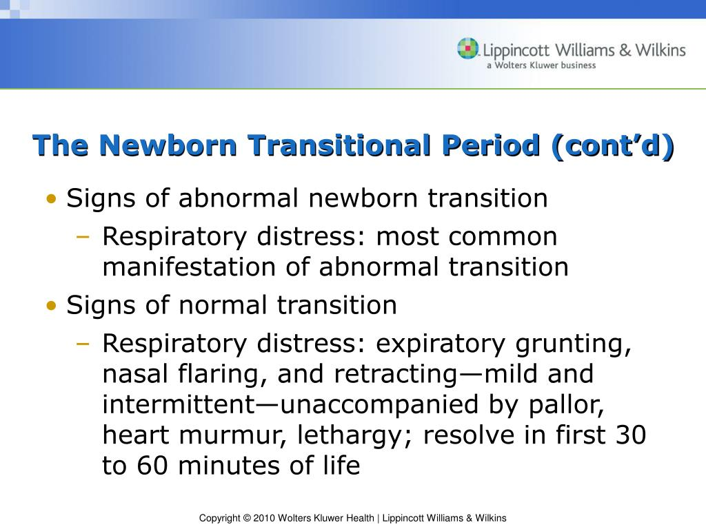 PPT - Chapter 20: The Healthy Newborn PowerPoint Presentation. free download - ID:3042507