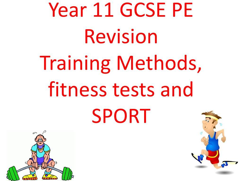 Cardiovascular Fitness Definition Gcse