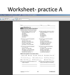 PPT - Online Math Book- 6  [ 768 x 1024 Pixel ]