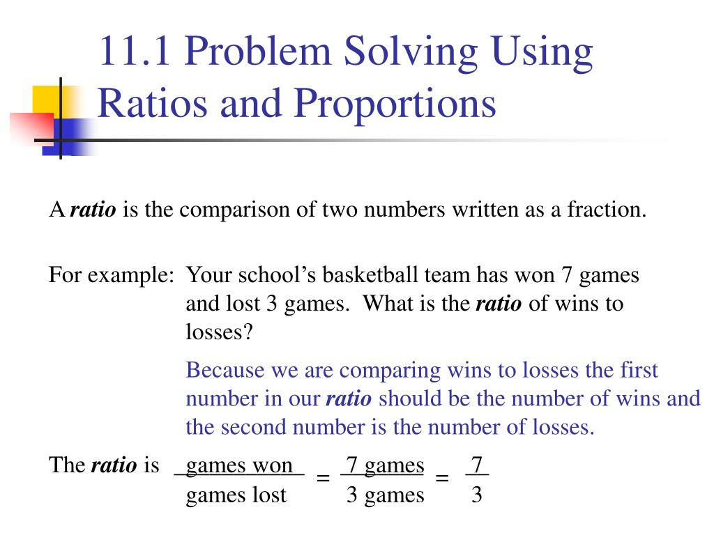 Ratio And Proportion Problem Solving How To Solve Ratio