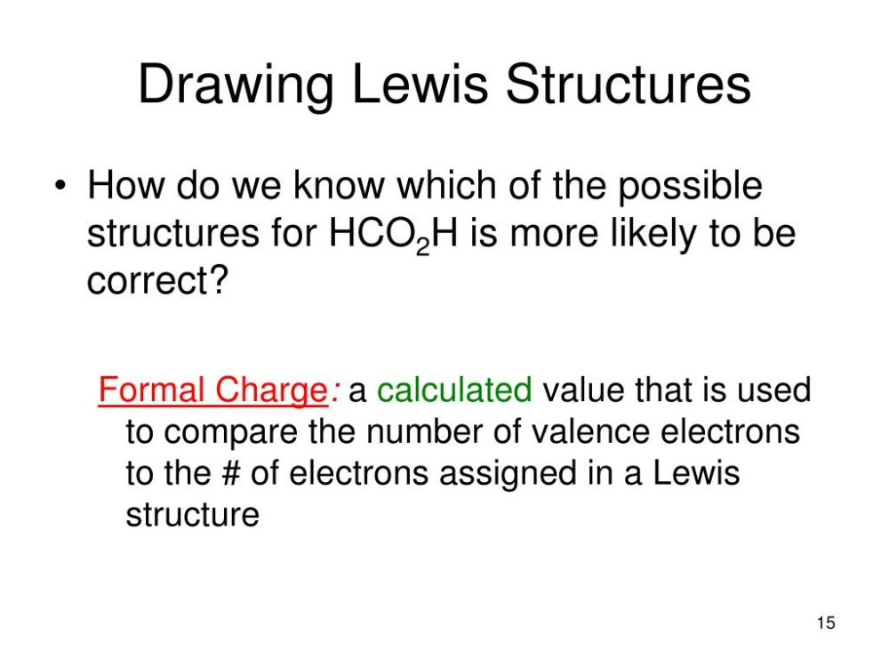 medium resolution of drawing lewis structures