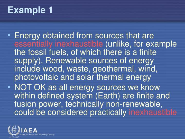 PPT - Renewable vs. Non-renewable energy PowerPoint Presentation - ID:3214315