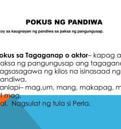 Ng Pandiwa Pokus Worksheets   Printable Worksheets and Activities for  Teachers [ 768 x 1024 Pixel ]
