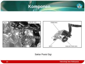 PPT  Sistem Kelistrikan & Instrumen PowerPoint Presentation  ID:3266968