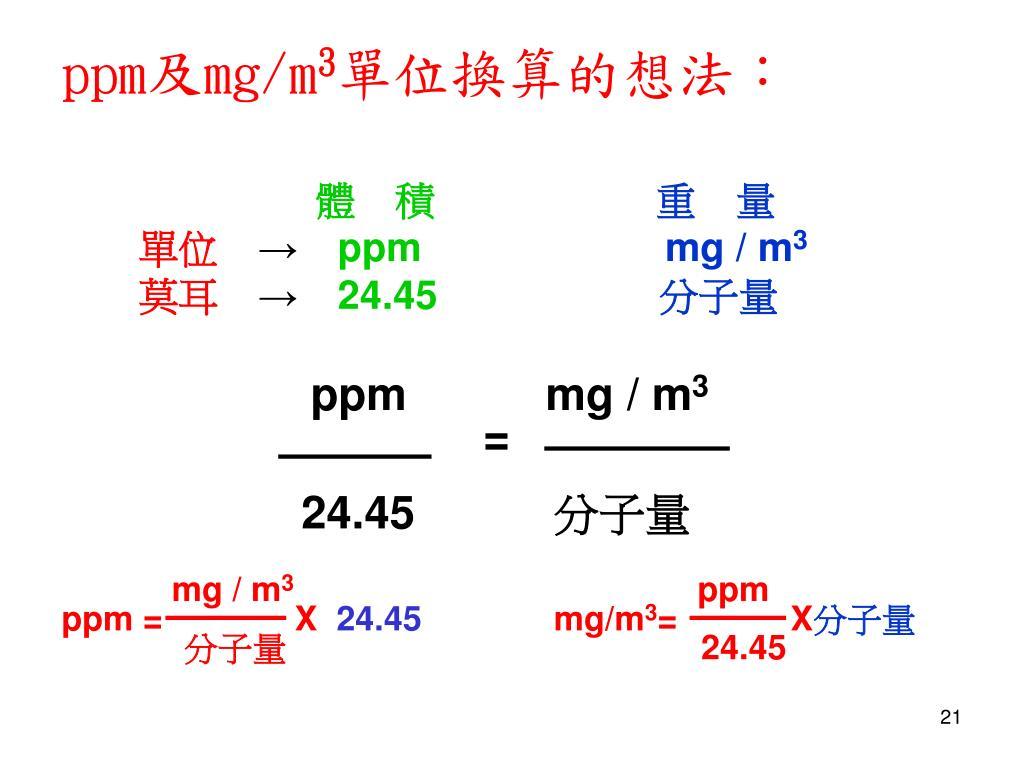PPT - No.37-9 No.42-3 應實施作業環測定之作業場所為何? PowerPoint Presentation - ID:3331990