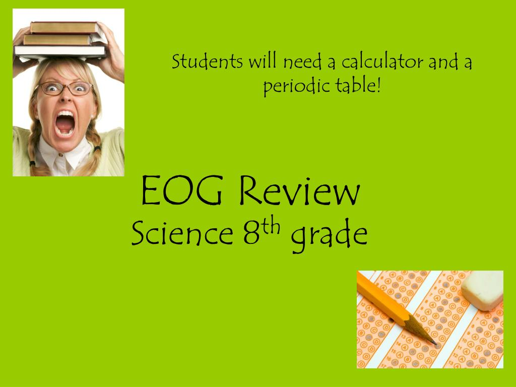 hight resolution of PPT - EOG Review PowerPoint Presentation