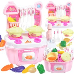 Toy Kitchen Sets Hotels With Full Kitchens In Orlando Florida The North E Home 北国e家过家家玩具厨房21件套9 9元包邮 需用券 米宝 北国e家 男女孩儿童过家家蛋糕