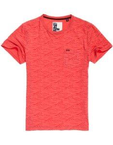 Superdry whistler all over print lite  shirt also men   shirts rh