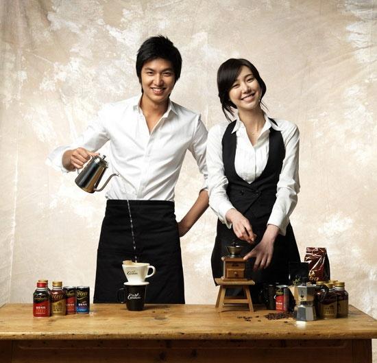 韓國花美男李民浩咖啡代言 清新寫真笑容陽光(18)_日韓/其他_電影網_1905.com