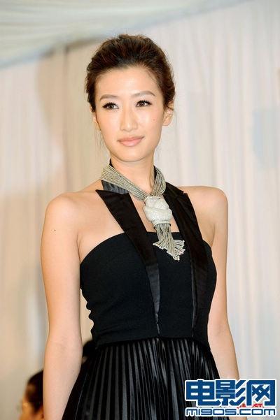 謝婷婷不追問男友過去 Lisa S擔任珠寶秀模特兒(4)_華語_電影網_1905.com