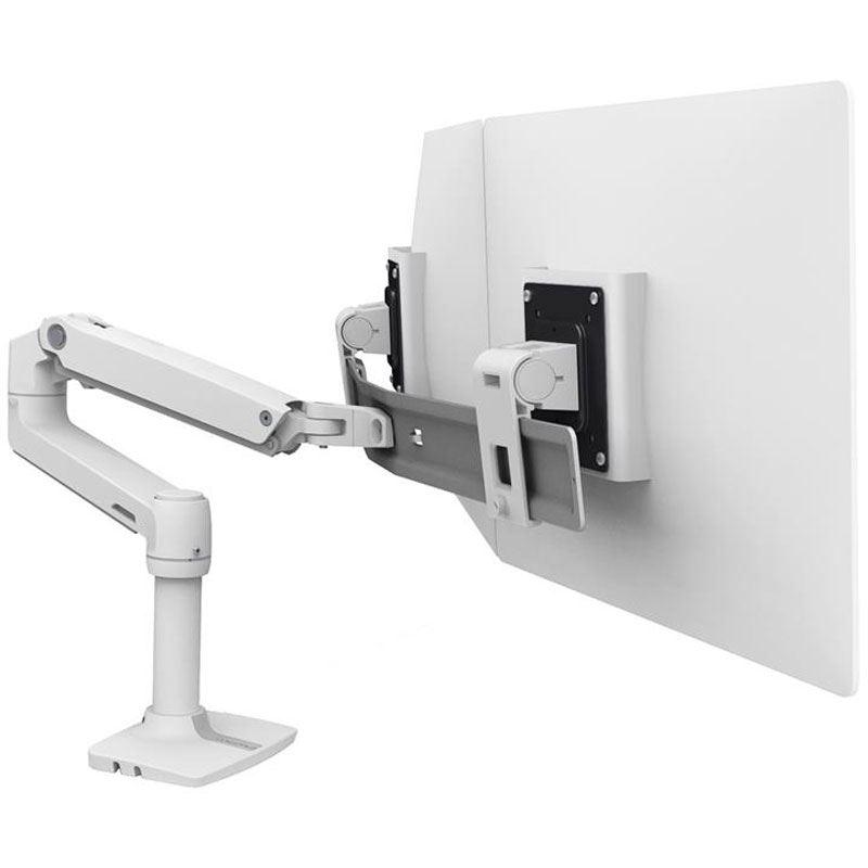 Ergotron LX Desk Dual Direct Arm  Monitor Wandhalterungen