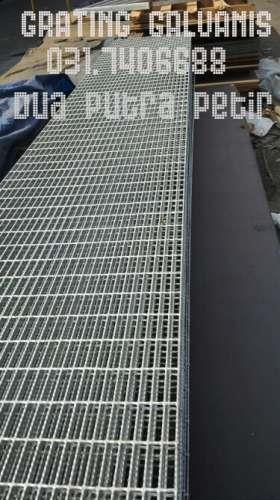 kanopi baja ringan tiang double jual plat besi grating galvanis harga murah surabaya oleh ...