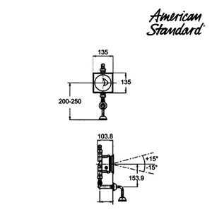 Sell American Standard Exposed Urinal Sensor DC from
