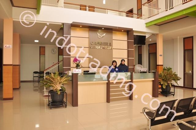 Jual FRONT OFFICE Harga Murah Banjarmasin oleh CV Usaha