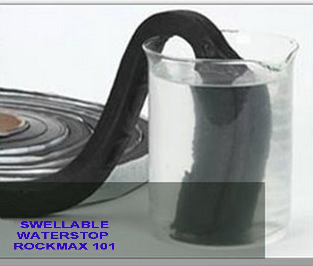 Sell swellable waterstop ROCKMAX 101 from Indonesia by PT