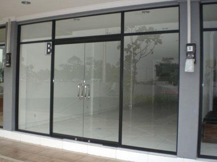 nok atap baja ringan jual kusen jendela dan pintu aluminium harga murah ...