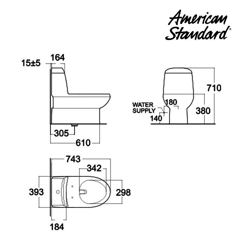 Jual Produk kloset kamar mandi HAA0YNC10 berkualitas