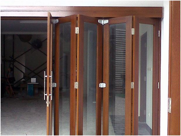Desain Pintu Garasi Dari Besi