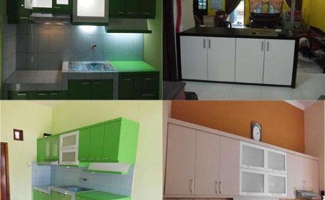 Gambar Desain Dapur Minimalis Modern Services By Cv