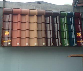 harga nok baja ringan jual genteng keramik berglazur kanmuri tipe milenio ...