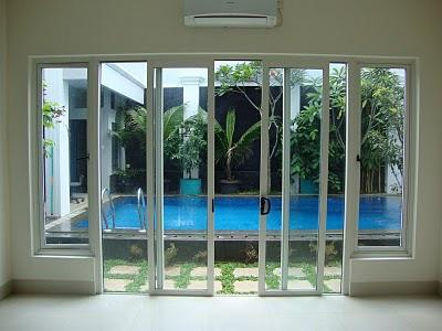 Jual Pintu Sliding Door Aluminium Harga Murah Medan oleh
