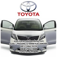 All New Alphard Bandung Aksesoris Grand Avanza 2015 Sell Toyota Car Glass From Indonesia By Toko Kaca Mobil