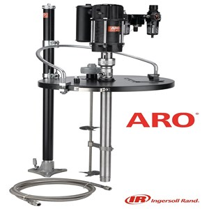 Sell Ingersoll-Rand ARO LM-Series Air Operated Lubrication