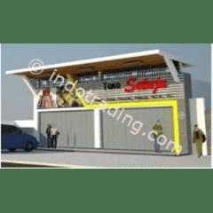 Toko Baja Ringan Cianjur Jual Setuju Harga Murah Bandung Oleh Rui Architect