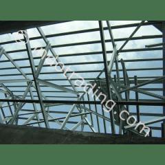 Pemasangan Atap Baja Ringan Balikpapan Rangka Galvalum Zincalum Dan Plafon