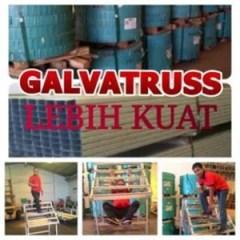 Pabrik Baja Ringan Makassar Jual Galvatruss Harga Murah Surabaya Oleh Cv Dua