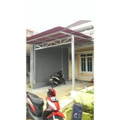 Pasang Baja Ringan Bintaro Jual Kanopi Besi Tangerang
