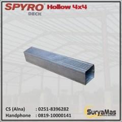 Jual Baja Ringan Murah Di Bogor Spyro Hollow 4 X Tebal 0 30 Harga