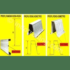 Harga Baja Ringan Merk Trust Jual Atap Kencana Truss Murah Surabaya Oleh Pt